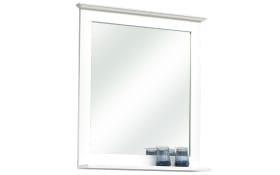 Badspiegel Jasper in weiß