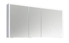 Spiegelschrank Solitaire 6010 in weiß Matt