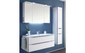 Badeinrichtung Solitaire 6025 in weiß matt