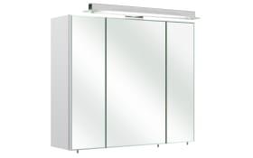 Spiegelschrank Grado II in weiß