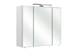 Spiegelschrank Grado IV in weiß