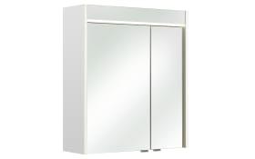 Spiegelschrank Treviso I in weiß seidenmatt