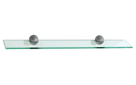 Glasablageboden 72 cm breit