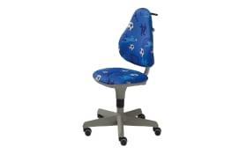 Schreibtischstuhl Pepe in blau