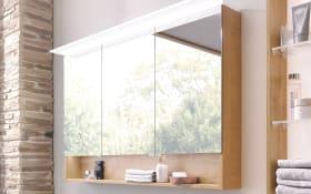 Spiegelschrank b.brace in Eiche natur-Optik