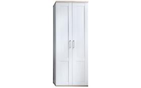 Garderobenschrank Romance in weiß