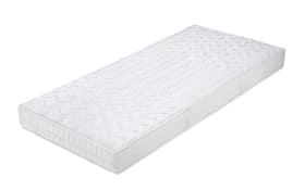 Taschenfederkern-Matratze Star easynight in weiß, 90 x 200 cm