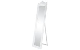Standspiegel Levke in weiß, 44 x 180 cm