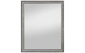 Rahmenspiegel Lisa in Silberfarbig, 45 x 55 cm