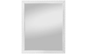 Rahmenspiegel Lisa in weiß 34 x 45 cm