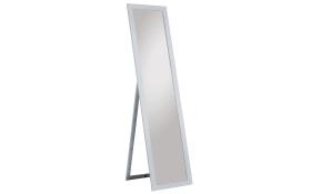 Standspiegel Emilia in Silber-Optik, 40 x 160 cm