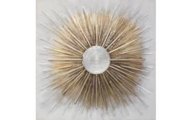 Leinwandbild Original Rimbo, Motiv: Shine, 100 x 100 cm