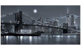 Deko-Paneel Grap, Motiv: bridge, 50 x 100 cm