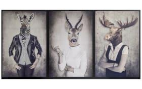 Deko-Paneel Grap, Motiv: hipster, 50 x 100 cm