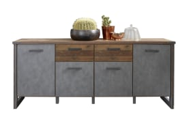 Sideboard Prime in Oldwood/Matera-Optik