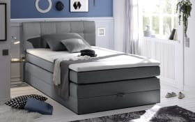 Boxspringbett New Bedford 2 in anthrazit