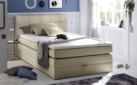 Boxspringbett New Bedford 2 in beige
