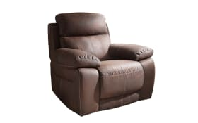 Sessel Verona in dark brown