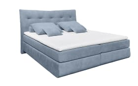 Boxspringbett Waterford 2 in denim