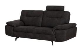 Sofa 2-Sitzer Stan in anthrazit