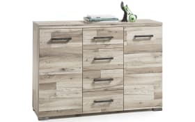 Sideboard Gomera in Timber wood Optik