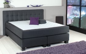 Boxspringbett BX650 XXL in anthrazit
