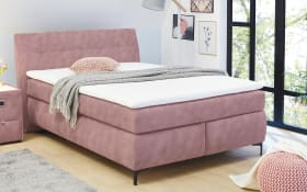Boxspringbett Gitta in rosa