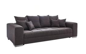 Big-Sofa Borneo in grau