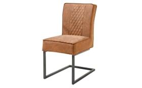 Stuhl 3095 in cognac
