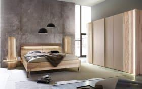 Schlafzimmer Cubo in Wildesche massiv/taupe