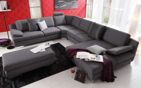 Wohnlandschaft MR 360 in dark-grey