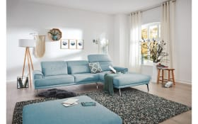 Wohnlandschaft MR 4580 in aqua