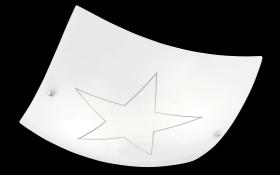 Deckenleuchte Nova In Weiss