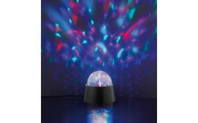 LED-Tischleuchte Magic in schwarz