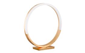 LED-Tischleuchte Soul in goldfarbig, 42 cm