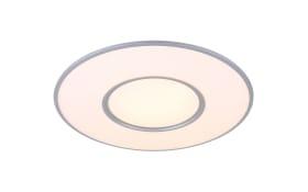 LED-Deckenleuchte Wiz Alek in silberfarbig, 80,5 cm