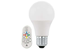 Smart Light LED-Leuchtmittel EGLO Connect mit RGBW, 9 W / E27