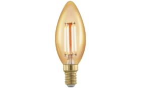 LED-Filament Golden Age Kerze 4W / E27, 9,8 cm