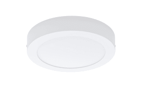 LED-Deckenleuchte Fueva in weiß/rund, 22,5 cm