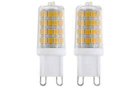 LED-Leuchtmittel 11675 3W / G9 / 4000 K, 2er-Set