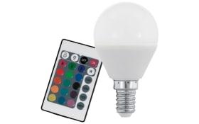 LED-Leuchtmittel 10682 4W / E14, RGBW
