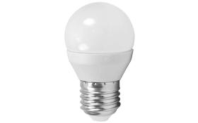 LED-Leuchtmittel 4W / E27 Tropfen, 3000 K