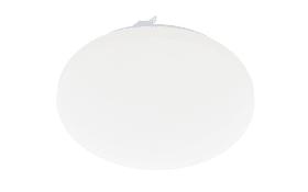LED-Deckenleuchte Frania in weiß, 33 cm
