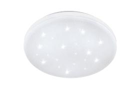 LED-Deckenleuchte Frania-S in weiß, 28 cm