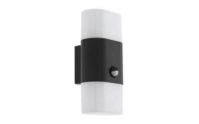 LED-Außen-Wandleuchte Favira 1 in anthrazit