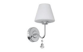 LED-Wandleuchte Loretto in weiß