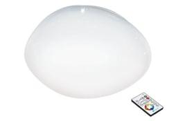 LED-Deckenleuchte Sileras in weiß, 60 cm
