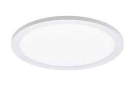 LED-Deckenleuchte Sarsina in weiß, 30 cm
