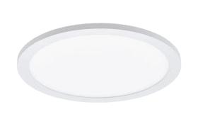 LED-Deckenleuchte Sarsina-C in weiß, 30 cm