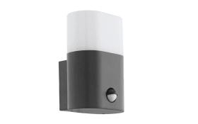 LED-Außen-Wandleuchte Favira in anthrazit